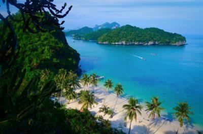 Národní park Ang Thong od A do Z: praktické informace a tipy