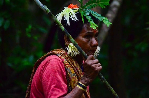 Batek Tribe of Malaysia are literally people of the jungle