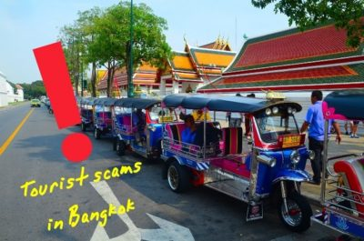 10 Bangkok Scams for Tourists - What should You avoid in Thailand?