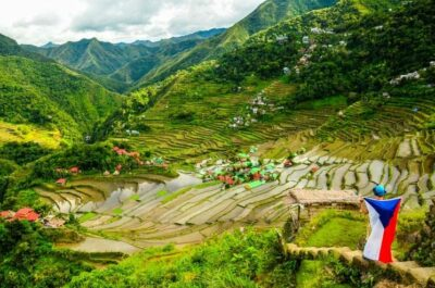Filipíny - ostrov Luzon: rady, tipy a místa kam se podívat