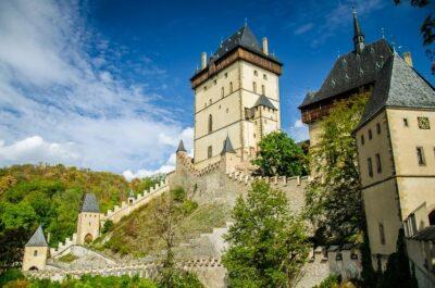 Hrad Karlštejn - praktické tipy pro Váš výlet