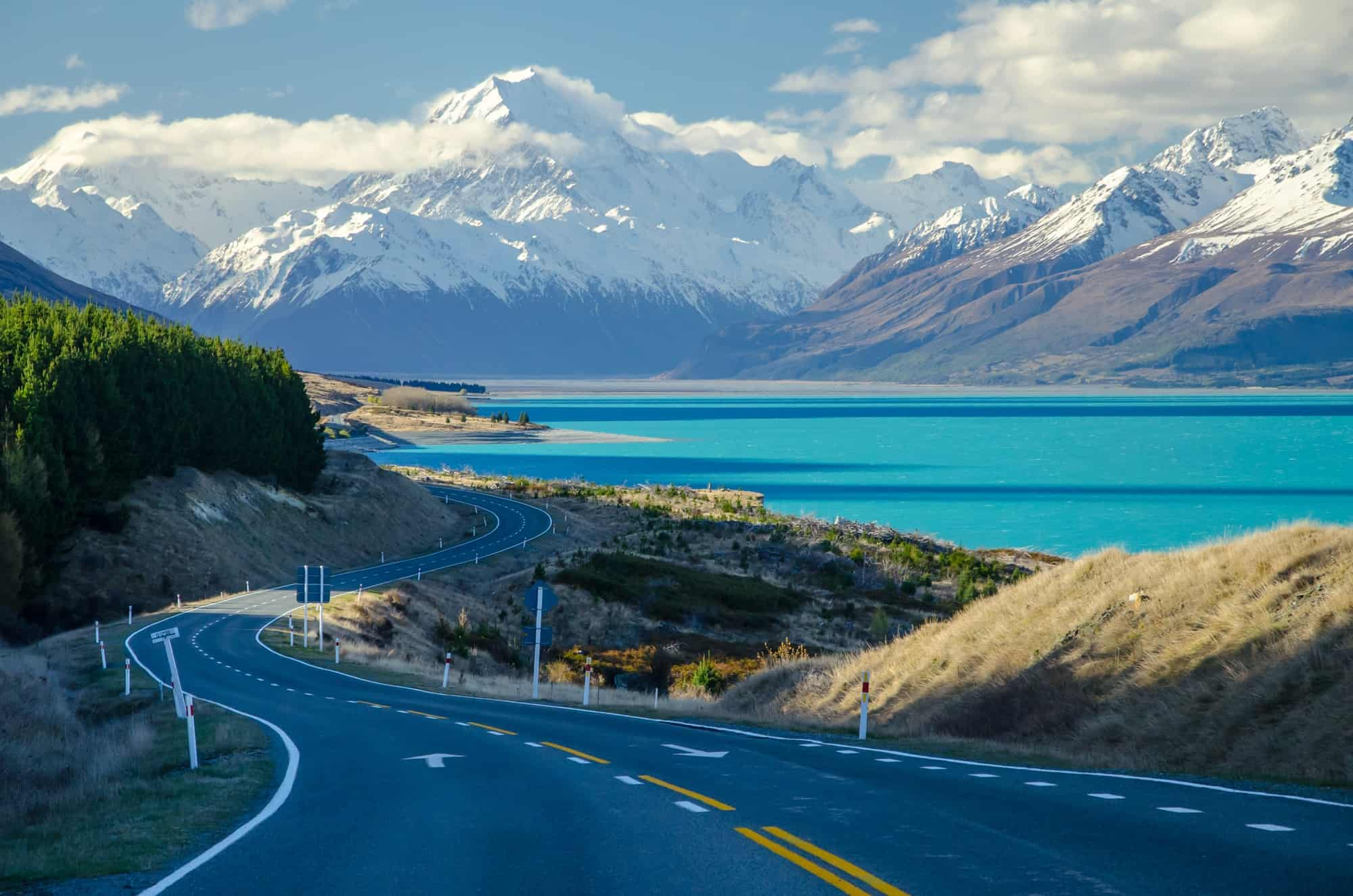 Nový Zéland od A do Z: zajímavá místa a praktické informace