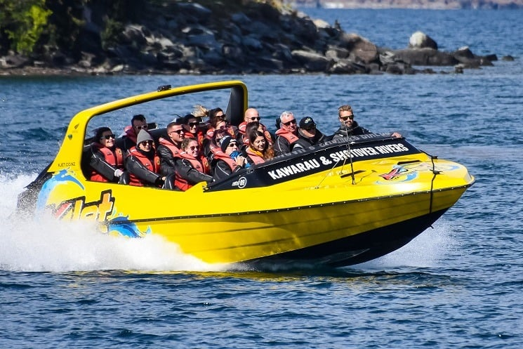Fastest Jet Boat in Queenstown - Iconic New Zealand Experience