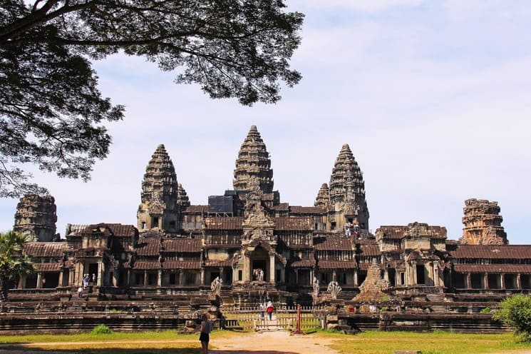 Best Places to visit in Cambodia - Angkor Wat