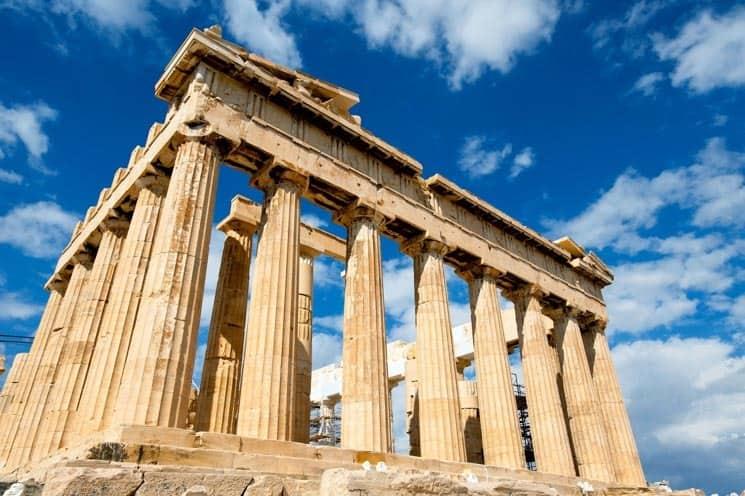 Most Famous Greek Landmarks