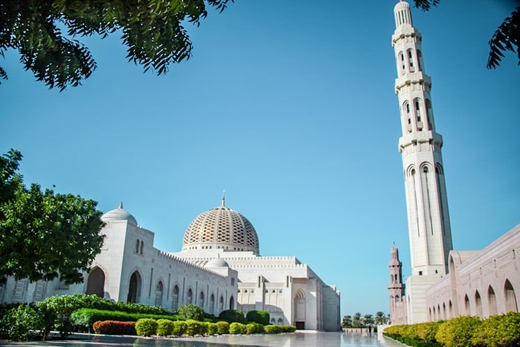 Things to do in Muscat - Grand mosque