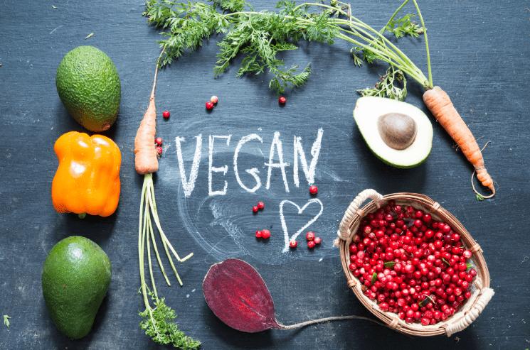 Luxusní obědové recepty pro vegany a alergiky na mléko a vejce 1